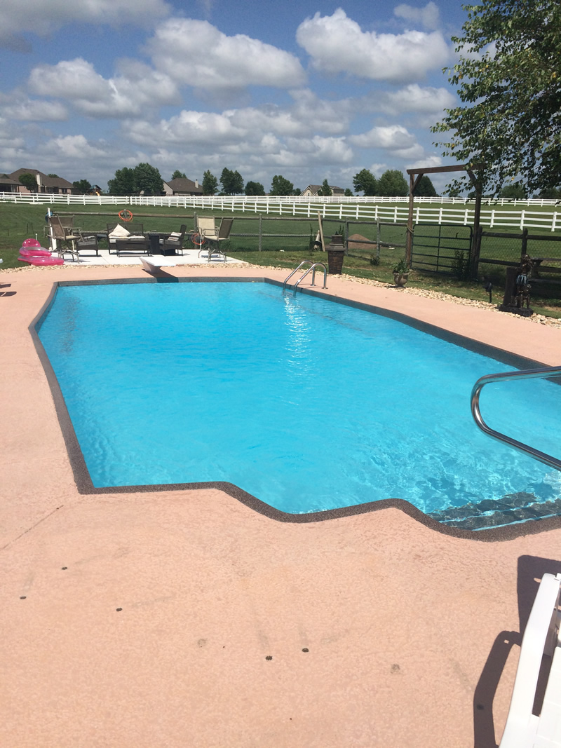 Owasso, Ok Swimming Pool