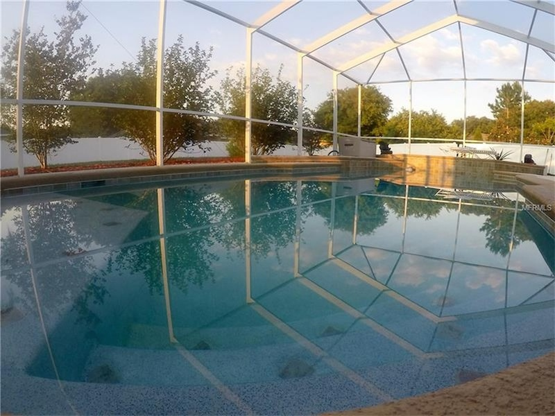 Auburndale, Florida Swimming Pool $34,000