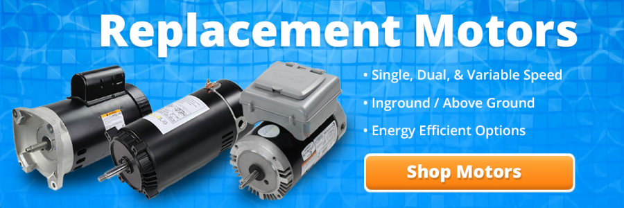click here to find your replacement pool pump motor