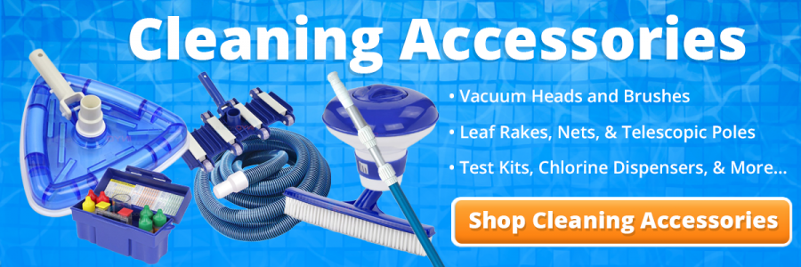 click here to view pool cleaning accessories ( brush, vacuum hoses and heads)