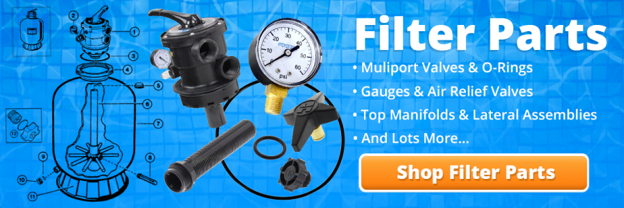 click here to find your replacement pool filter parts