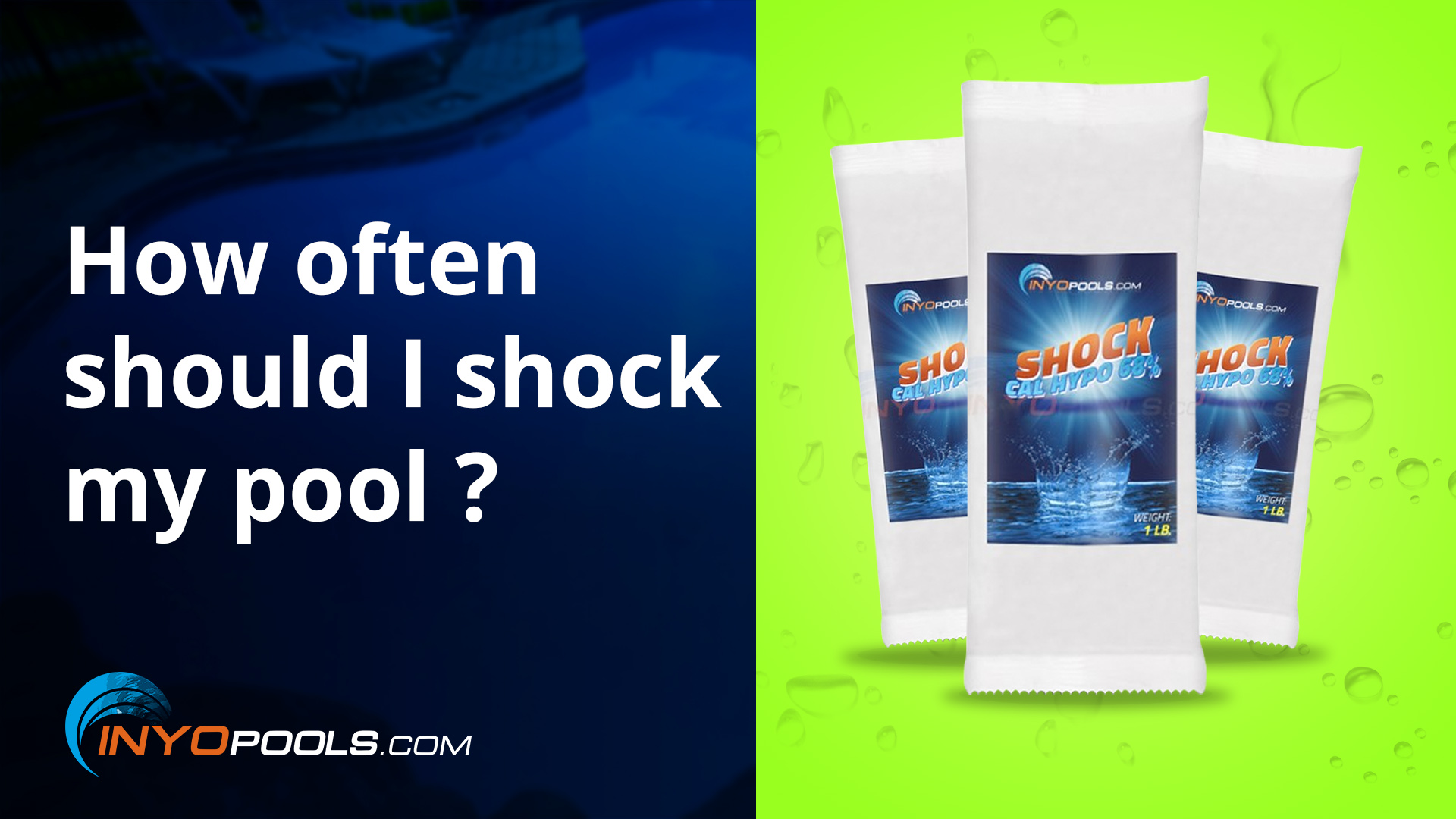 PSC Ep. 91: How Often Should I Shock My Pool?