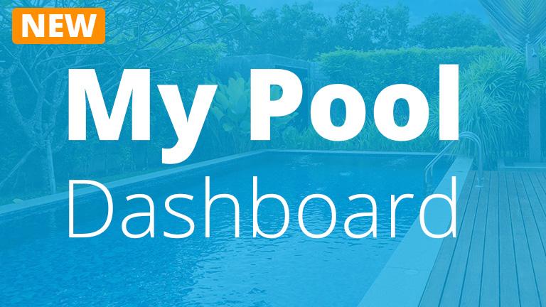 My Pool Dashboard