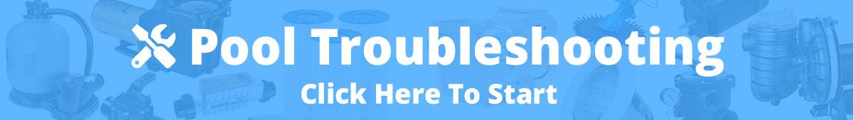 Pool Troubleshooting