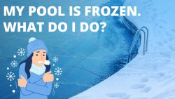 My Pool Is Frozen. Now What?