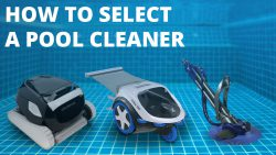 How To Select A Pool Cleaner - Inyo Pools Blog