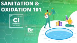 Swimming Pool Water Sanitation and Oxidation 101